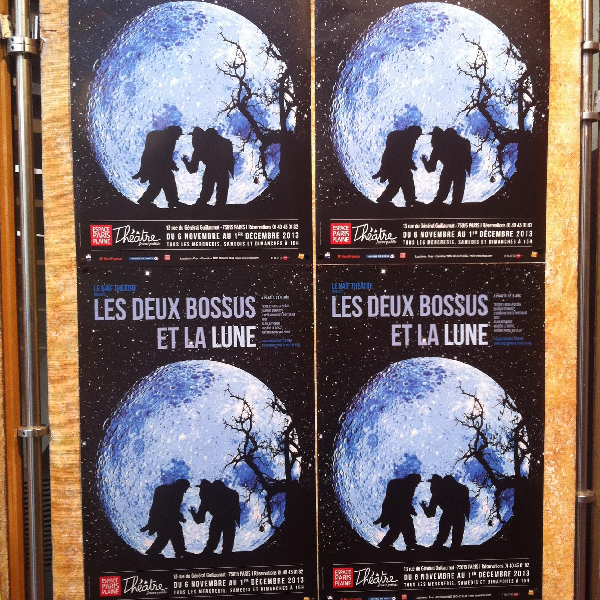 affichage poster